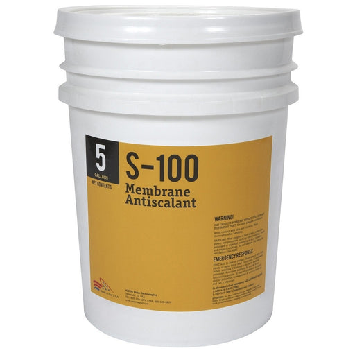 Ideal H2O Antiscalant Chemical - 5 Gallon-NWGSupply.com