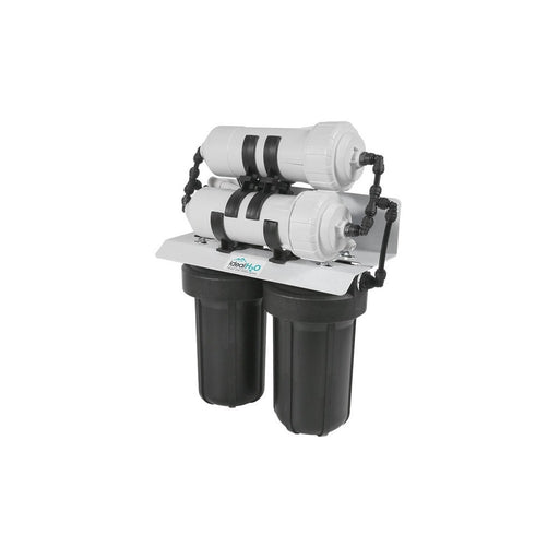 Ideal H2O Commercial 3 Stage RO System w/ Catalytic Carbon Pre Filter - 1,200 GPD-NWGSupply.com
