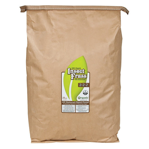 Insect Frass, 25 lb-NWGSupply.com
