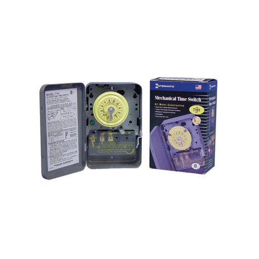 Intermatic T101 Commercial Grade Timer 120 Volt-NWGSupply.com