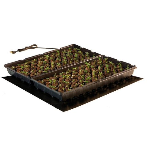 "Jump Start Seedling Heat Mat 20""x20"" ~ 45W"
