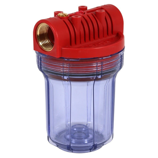 FA5 Clear Housing for Filter-NWGSupply.com