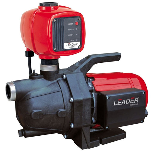 Leader Ecotronic 130 1 HP Jet Pump - 1260 GPH-NWGSupply.com