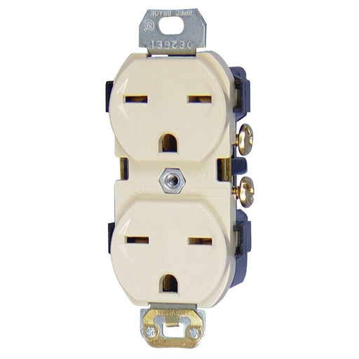 Lighting Components Receptacle 240 Volt 15 Amp