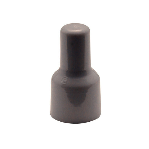 Lighting Components Wire Crimps - Gray