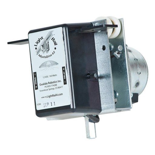 LightRail 4, Adjusta Drive Motor, 6-10 RPM-NWGSupply.com