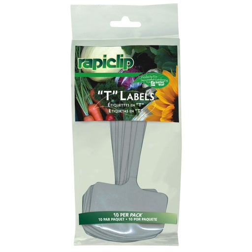 Luster Leaf T Label Plant Markers 8 in-NWGSupply.com