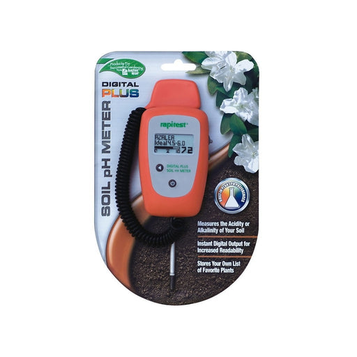 Rapitest Digital Plus Soil pH Meter-NWGSupply.com