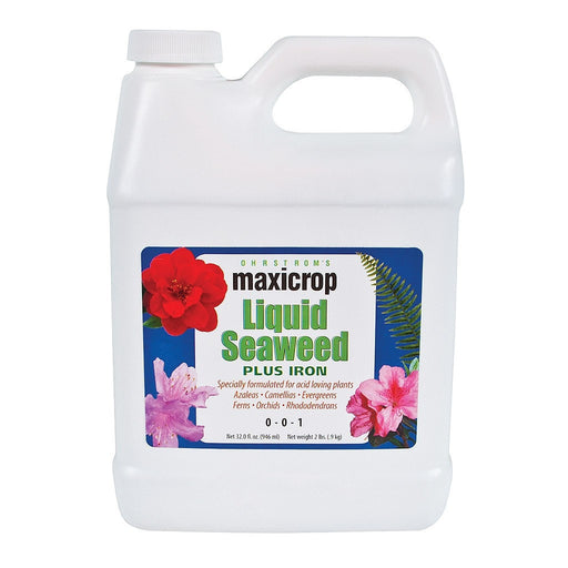 Maxicrop Plus Iron, qt-NWGSupply.com