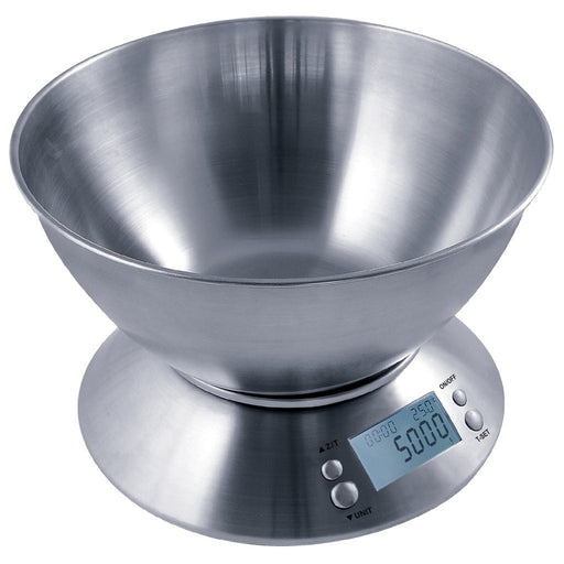 Measure Master Measure Master 5000g Digital Scale w/ Bowl