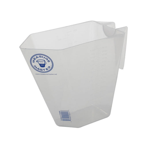 Measure Master Graduated Rectangle Container 64 oz/2000 ml-NWGSupply.com