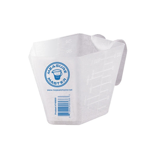 Measure Master Graduated Rectangle Container 8 oz/250 ml-NWGSupply.com