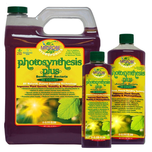 Microbe Life Hydroponics Photosynthesis Plus 2.5 Gal