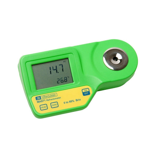 Digital Brix Refractometer Range - 0 to 85-NWGSupply.com