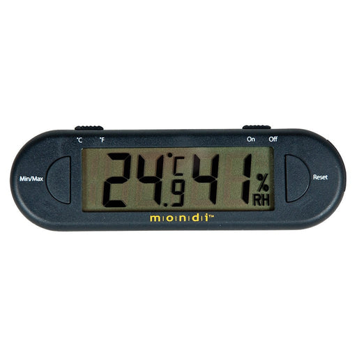 Mondi Mini Greenhouse Thermo-Hygrometer-NWGSupply.com