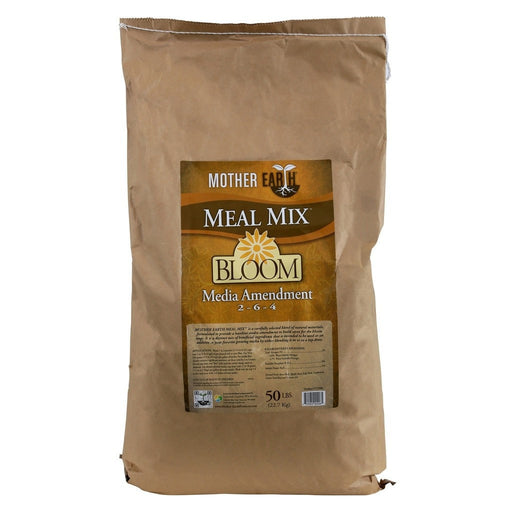 Mother Earth Meal Mix Bloom 50 lb-NWGSupply.com