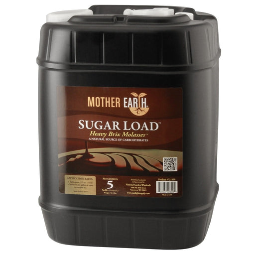 Mother Earth Sugar Load Heavy Brix Molasses 5 Gallon-NWGSupply.com