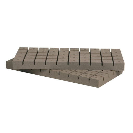"OASIS Rootcubes, 1.5"" Sheet of 50 (20/case)-NWGSupply.com"