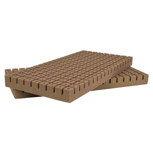 "OASIS Rootcubes, 1"" Sheet of 162 - 20 Sheets per case-NWGSupply.com"
