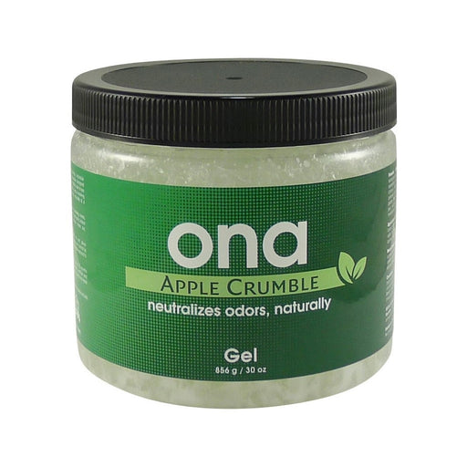 Ona Apple Crumble 1 Liter Gel-NWGSupply.com