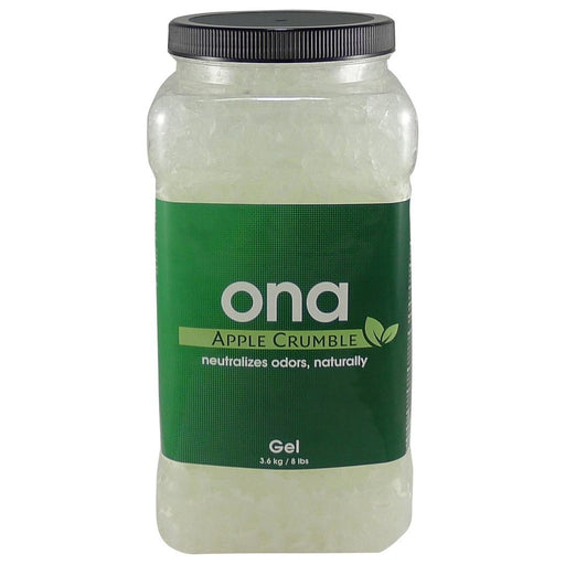Ona Apple Crumble 4 Liter Gel Jar-NWGSupply.com