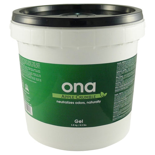 Ona Apple Crumble 4 Liter Gel Pail-NWGSupply.com