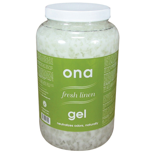 ONA Gel Fresh Linen Jar, 4 L-NWGSupply.com