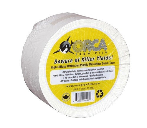 "ORCA Grow Film ORCA Grow Film Seam Tape 3"" x 75'"