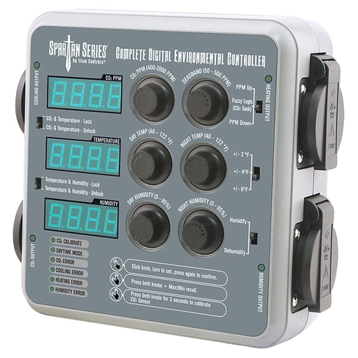 Titan Controls® Spartan Series® Complete Digital Environmental Controller-NWGSupply.com