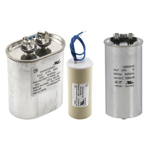 Replacement Capacitors HPS 1000 DE - 36.5 UF / 480 MFD Volt (Single/Wet)-NWGSupply.com