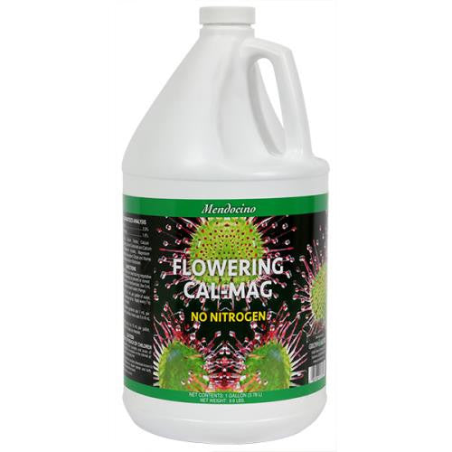 Grow More Mendocino Flowering Cal Mag Gallon-NWGSupply.com