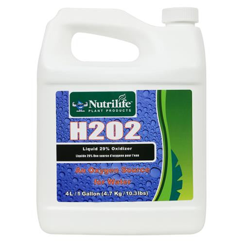Nutrilife H2O2 29% Gallon-NWGSupply.com