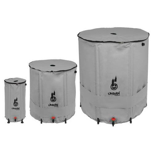 Urban Oasis Collapsible Water Storage Barrel 291 Gallon-NWGSupply.com