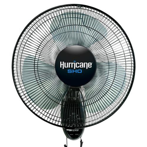 Hurricane SHO Oscillating Wall Mount Fan 16 in (48/Plt)-NWGSupply.com
