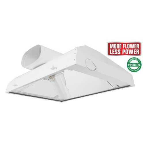 Sun System LEC 630 Air-Cooled 8 in Fixture 277 Volt w/ 3100K Lamps-NWGSupply.com