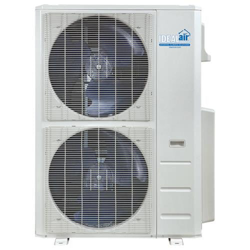 Ideal-Air Pro-Dual 48,000 BTU 21.5 SEER Multi-Zone Heating & Cooling Outdoor Unit-NWGSupply.com