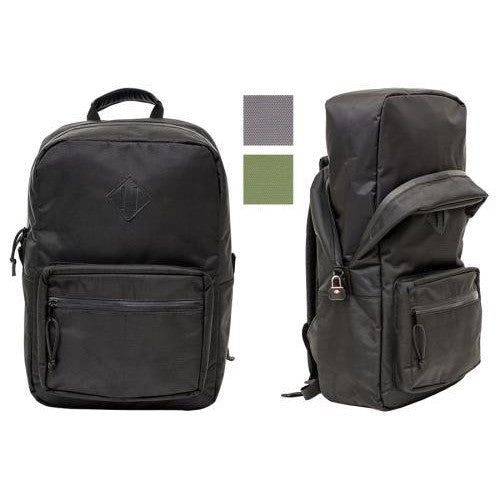Abscent Tactical Ballistic Backpack w/ Insert - Gunmetal Grey-NWGSupply.com