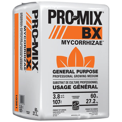 PRO-MIX BX W/MYCORRHIZAE, 3.8 cu ft-NWGSupply.com