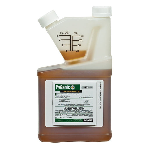PyGanic Crop Protection EC 5.0, qt-NWGSupply.com