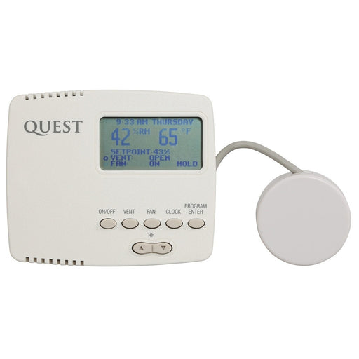 Quest DEH 3000R Wall Mounted Humistat-NWGSupply.com