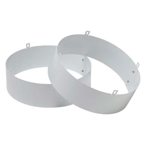 Quest Supply Air Duct Collar for Overhead Style Dehumidifier-NWGSupply.com
