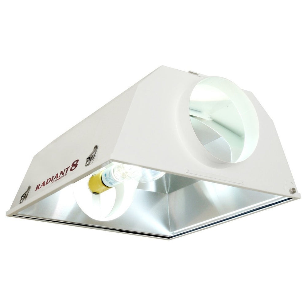 "Radiant 8"" Air Cooled Reflector (includes lens)-NWGSupply.com"