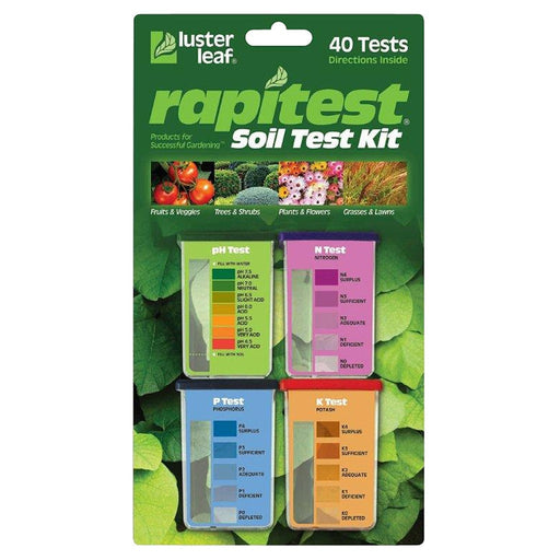 Rapitest Soil Test Kit-NWGSupply.com