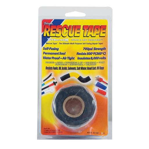 "Rescue Tape, 1"" x 12'-NWGSupply.com"