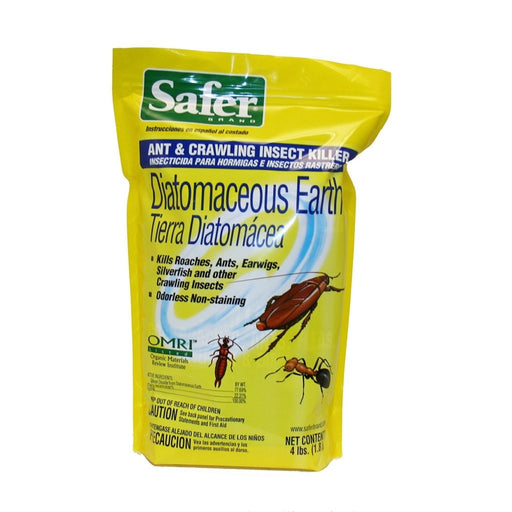 Diatomaceous Earth Insect Killer 4lb-NWGSupply.com