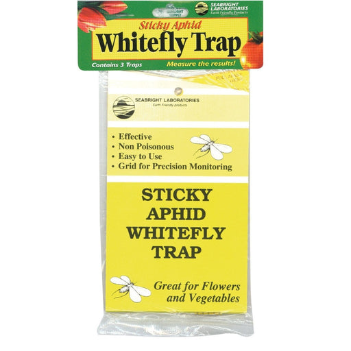 Sticky Whitefly Trap 3/Pack-NWGSupply.com