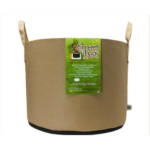 20 Gal Smart Pot TAN w/Handles-NWGSupply.com
