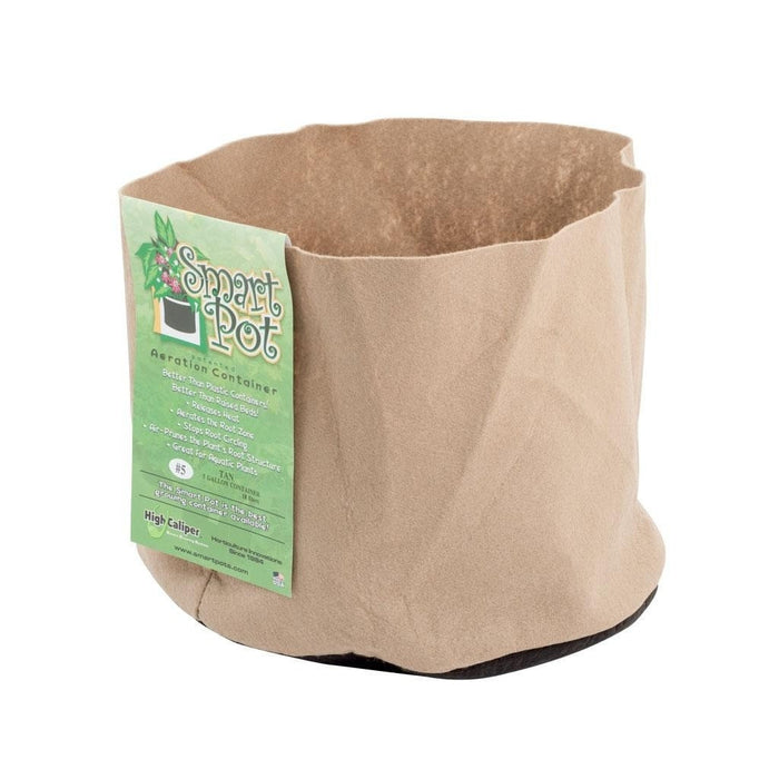 "Smart Pot 3 Gal Smart Pot 10x7.5"" TAN"