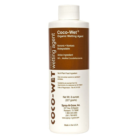 Spray-N-Grow Coco-Wet, 8 oz