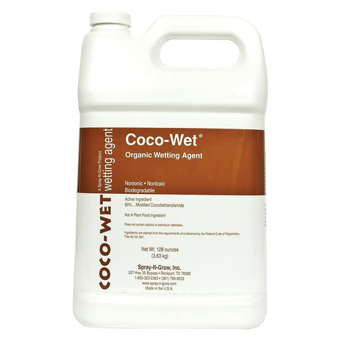 Spray-N-Grow Coco-Wet, gal